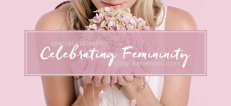 KAMERS Online Marketplace Celebrating Femininity Spring Collection 2016 - shop.kamersvol.com