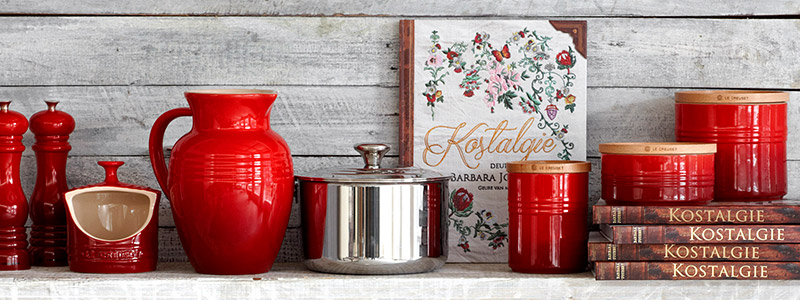 WIN a R35 000 Le Creuset hamper with Kostalgie in the KAMERS Online Marketplace at shop.kamersvol.com